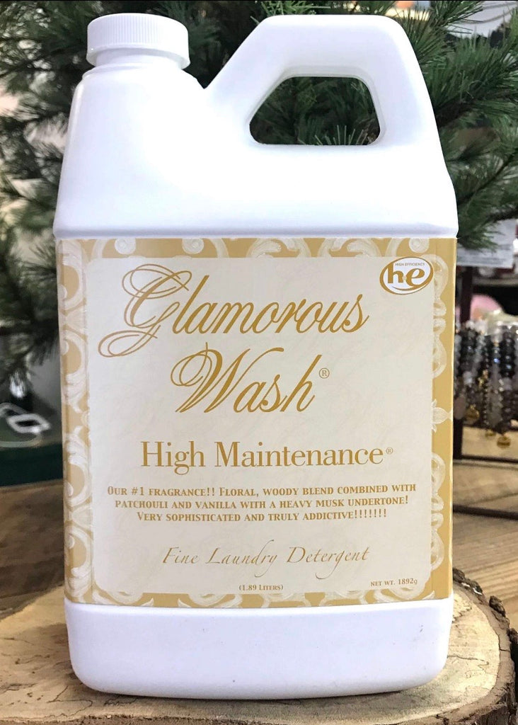 High Maintenance Glamorous Wash by Tyler - LARGE- 1.89L (A)