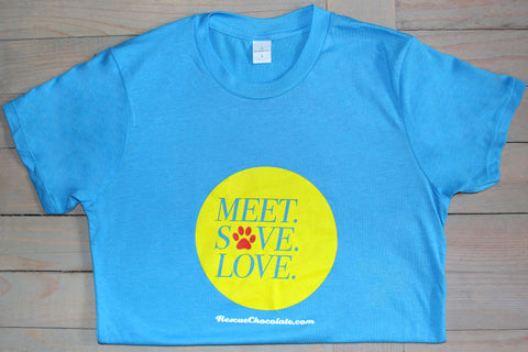 RC Tee Shirts! Meet. Save. Love.