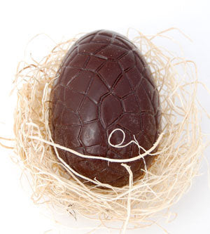 The Good Egg- Peanut Butter-Filled Chocolate Egg