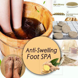 Anti-Swelling Ginger Herbal Foot SPA