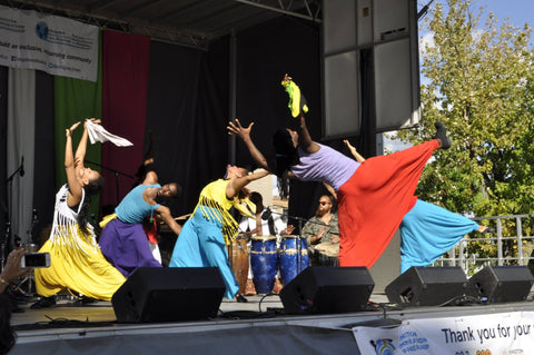 Kingston Multicultural Arts Festival - September 9, 2018