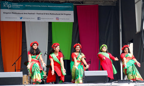 Kingston Multicultural Arts Festival 10th Anniversary - September 8th 2019
