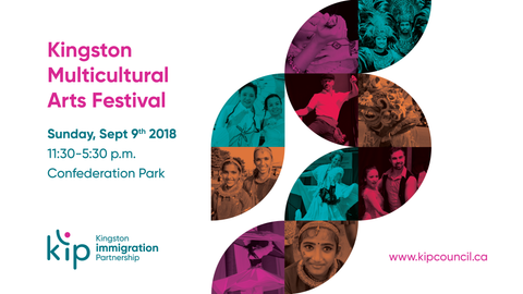Get involved with the Kingston Multicultural Arts Festival