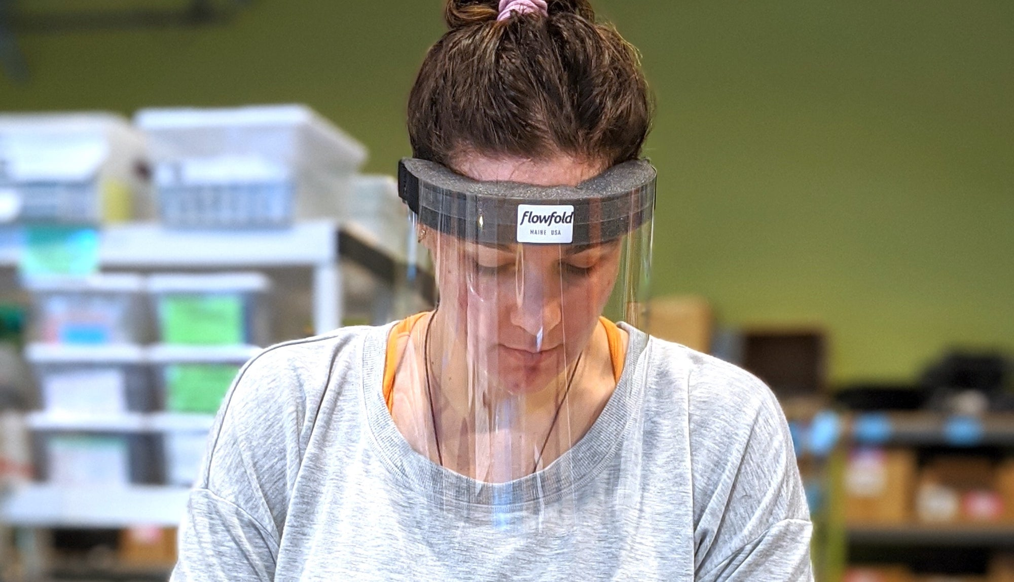 We've Pivoted Production to Manufacture Face Shields in Response to Hospital Shortages