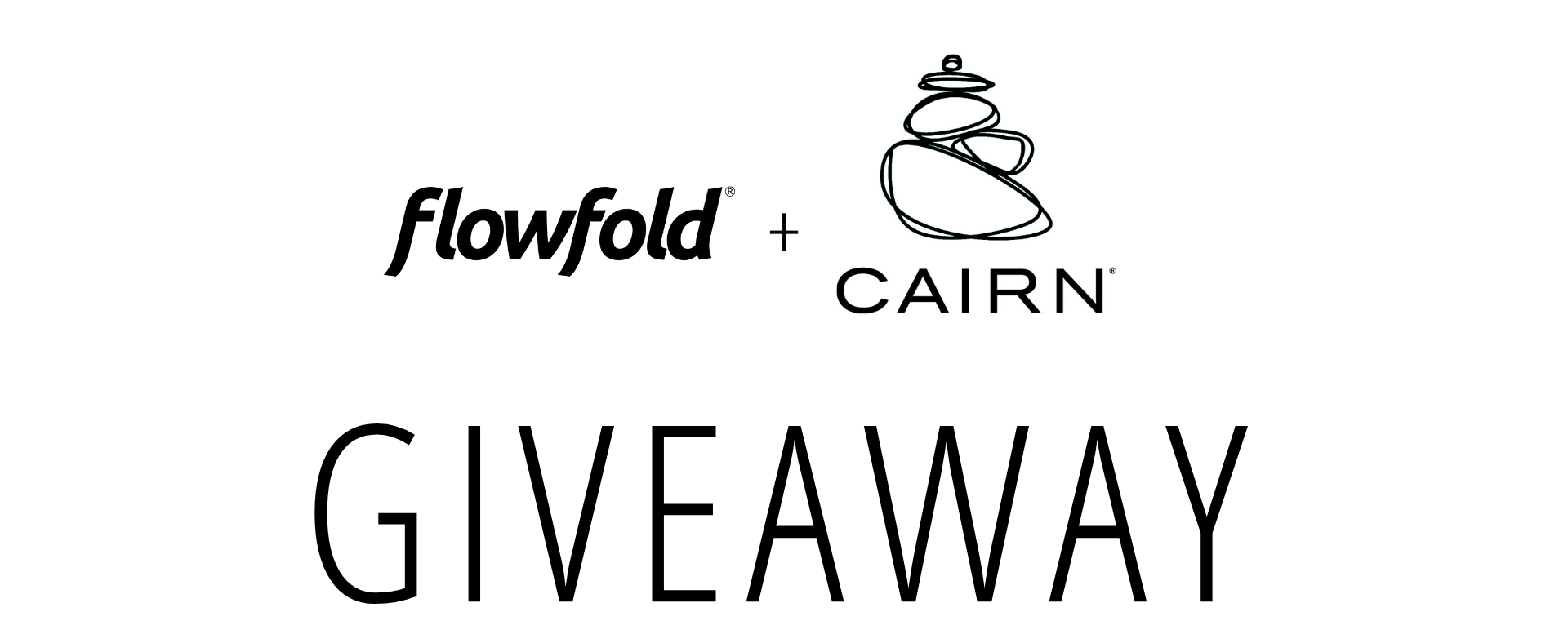 cairn flowfold giveaway