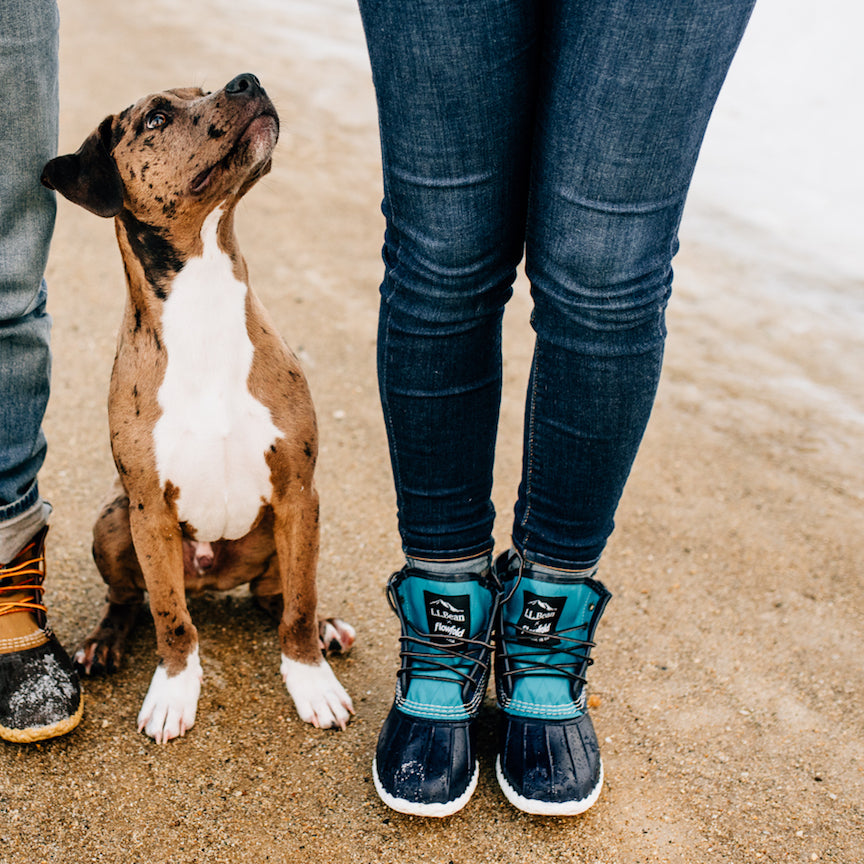 Flowfold x LLBean Collaboration Collection Boots