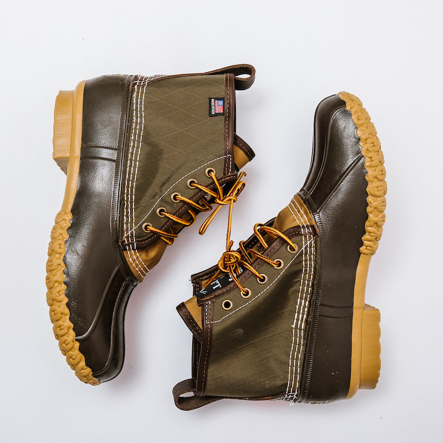 Flowfold x LLBean Collaboration Collection Boots water proof