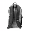 Flowfold 18L Optimist large backpack with water bottle sleeves back view of adjustable straps