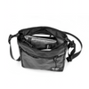 Flowfold Mini Odyssey Small Crossbody Bag Jet Black