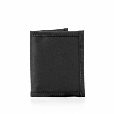 Flowfold Black RFID Blocking Outlier Bifold Wallet