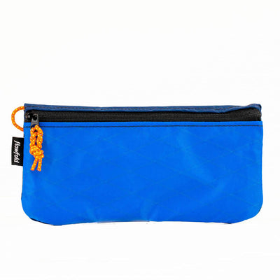 Flowfold Creator Large Zippered Women's Wallet For Cash, Cards, and Phone Bahama Navy