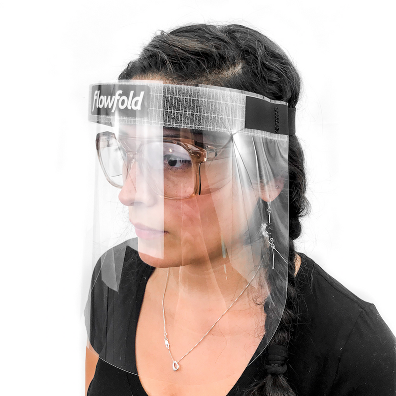 Face Shields - Pack of 2 ($8.98 each)