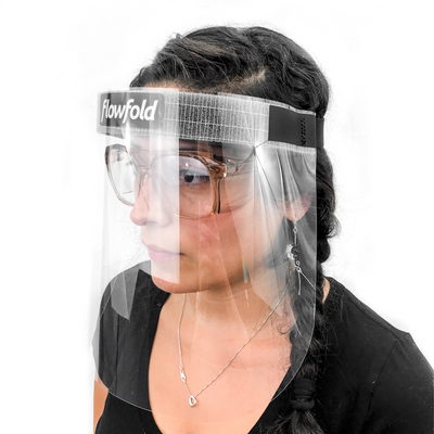 Face Shields - Pack of 4 ($7.49 each)