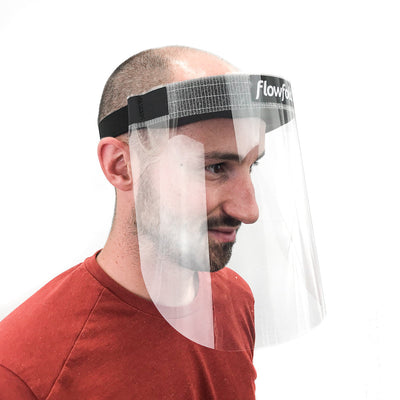 Face Shields - Pack of 10 ($8.50 each)