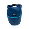 Flowfold Navy Blue Trailmate Dog Food Bag & Bowl Set