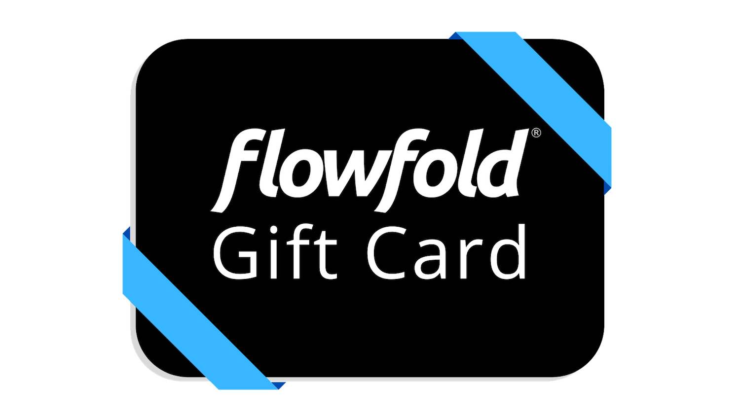 Flowfold digital gift card for any amount