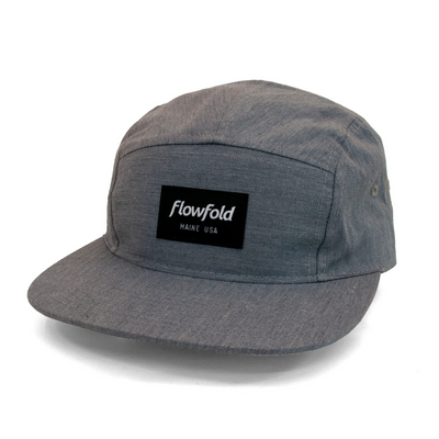 Flowfold Five Panel Logo Cap