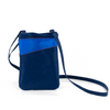 Flowfold Navy/Bahama Mini Muse Crossbody Bag