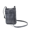 Flowfold Heather Grey Mini Muse Crossbody Bag