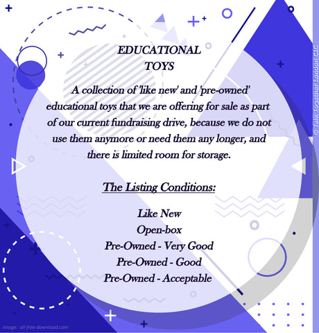 TTLCIC - Educational Toys