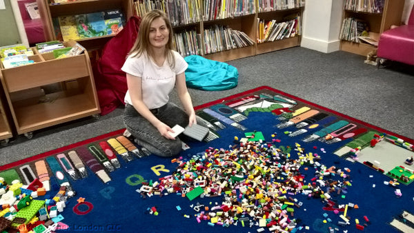 TTLCIC - Lego Stories event April 2019
