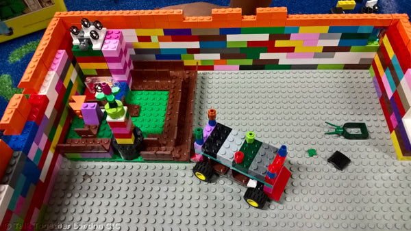 TTLCIC - Story Writing with Play, August 2019