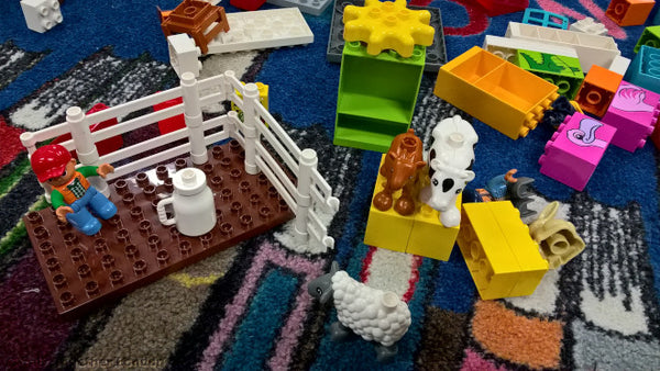 TTLCIC - Lego Stories event, December 2019