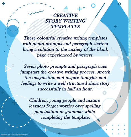 TTLCIC - Story Writing Templates