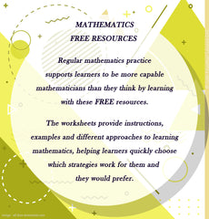FREE Mathematics Resources