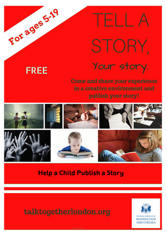 TTLCIC - Help a Child Publish a Story