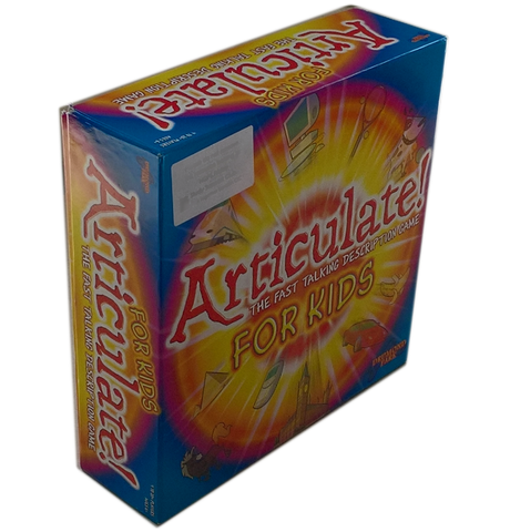 Articulate! for Kids (The fast talking description game)