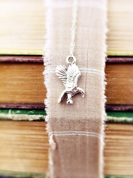 Eagle Charm Necklace