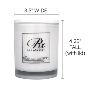 Big Soy Candles | Essential oils | Rx Los Angeles