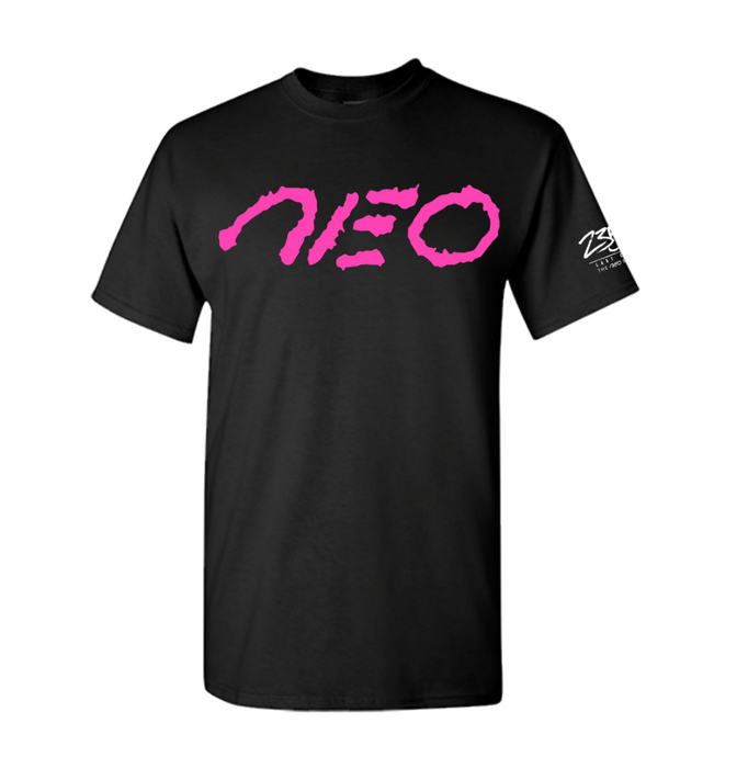 Neo Chicago Pink Logo Shirt (Women's)