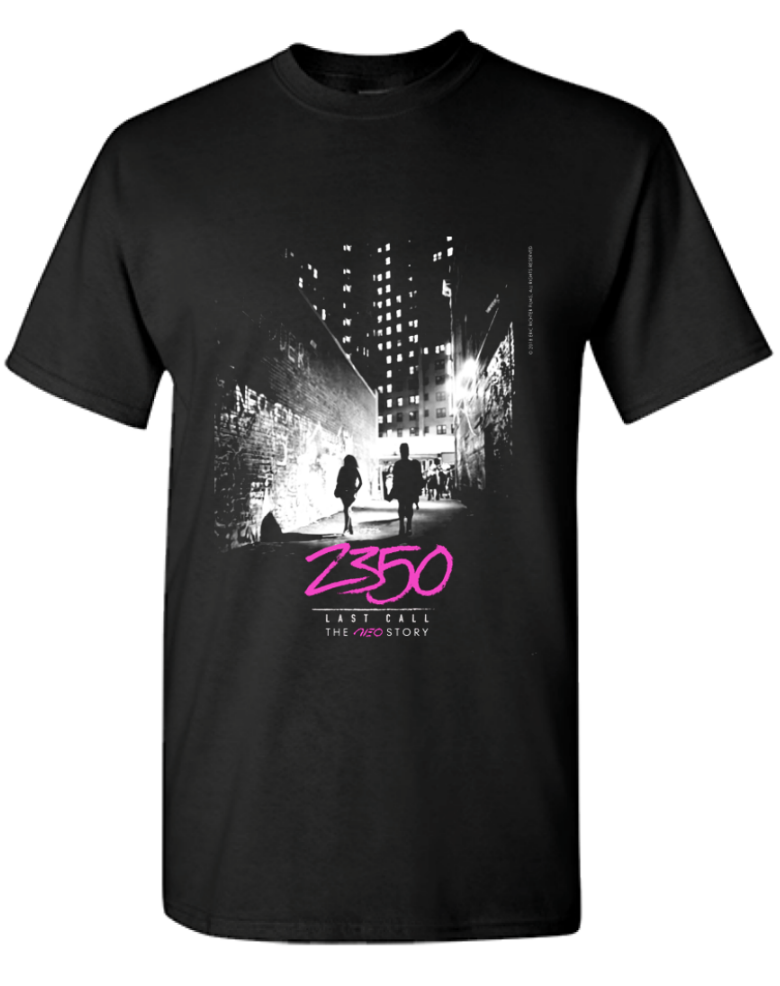 2350 Neo Alley Photo Shirt (Unisex)