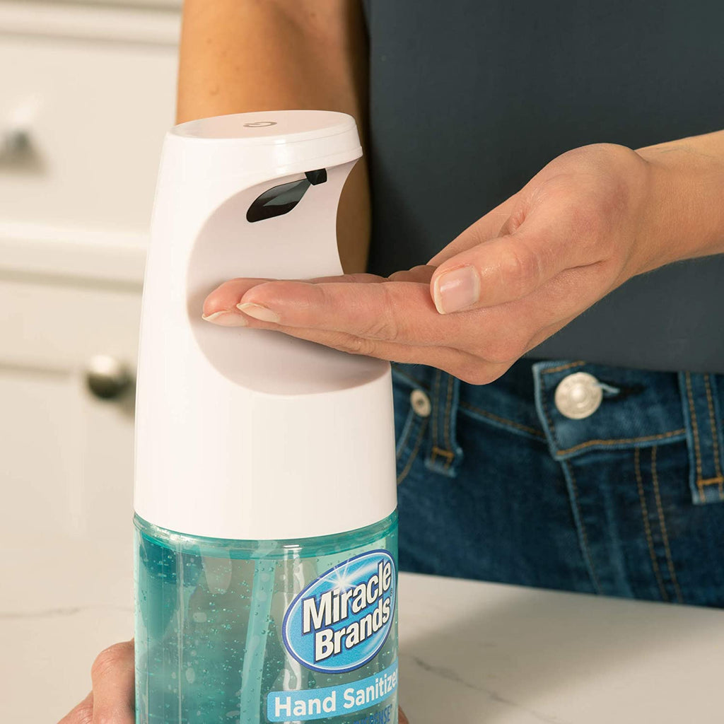 Sense & Dispense Touchless Hand Sanitizer