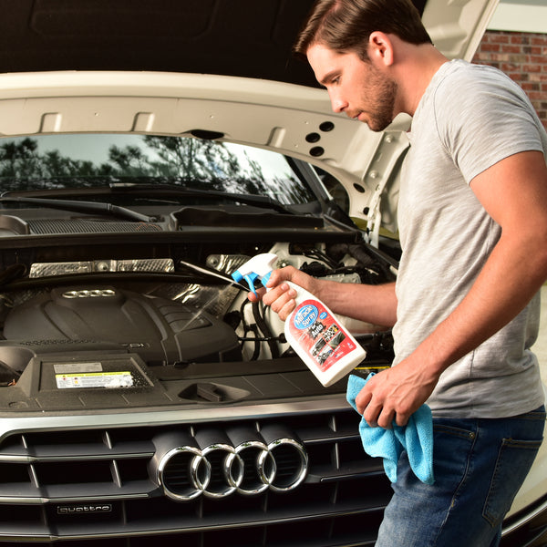 MiracleSpray for Automotive