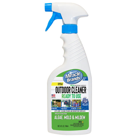 Miracle Brands Outdoor Cleaner Spray (24 fl oz)