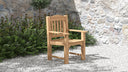 Hereford Teak Lounge Chair  - Chic Teak® | Luxury Teak Furniture