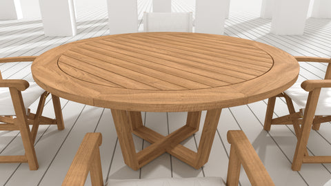 Henley Teak Table