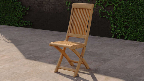 Ripon Teak Folding Dining Chair