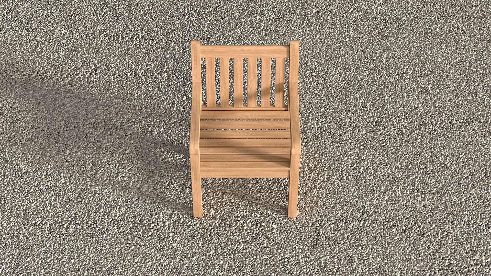 Salisbury Teak Garden Carver Chair  - Chic Teak® | Luxury Teak Furniture