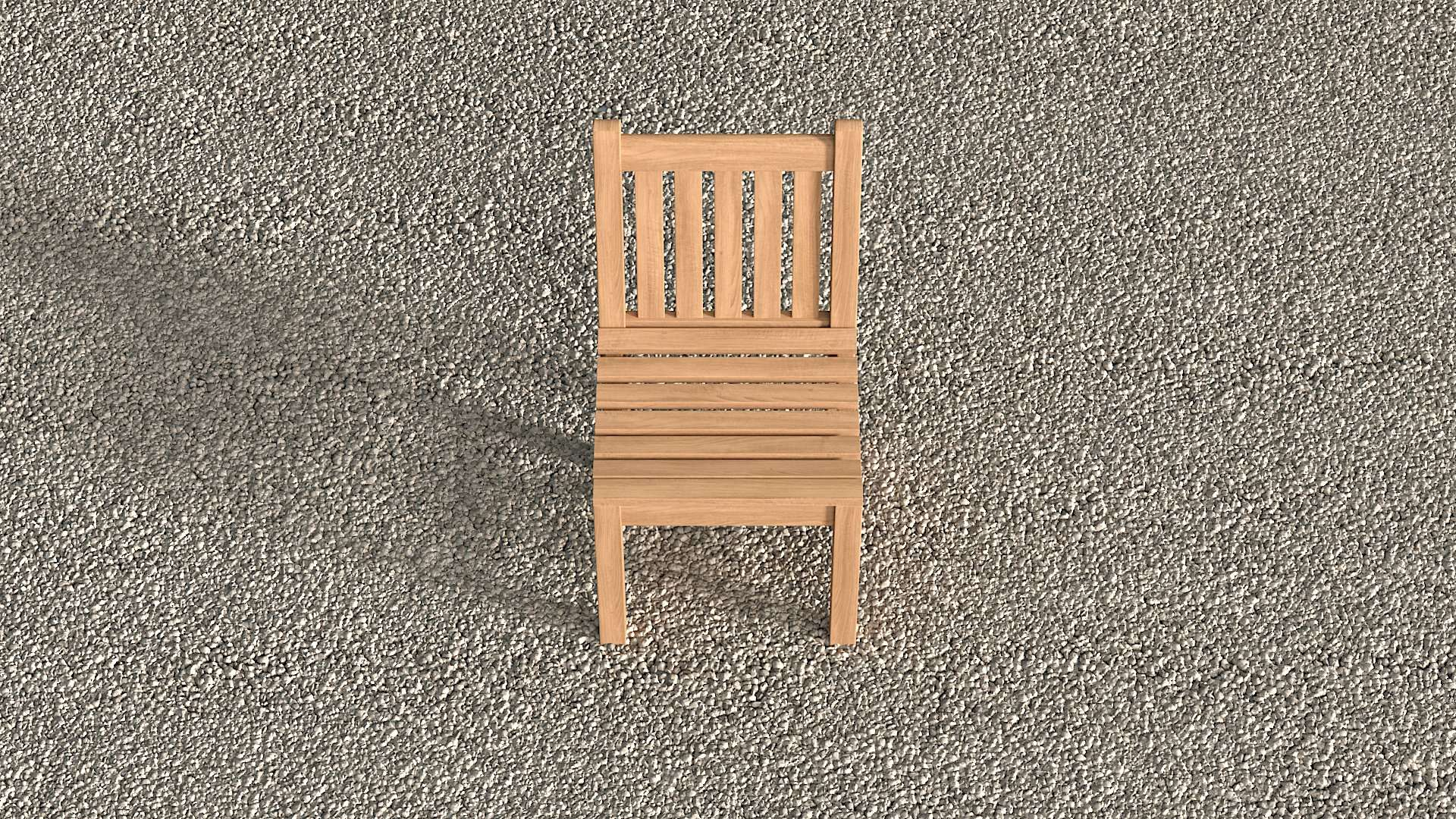 Salisbury Teak Garden Chair  - Chic Teak® | Luxury Teak Furniture