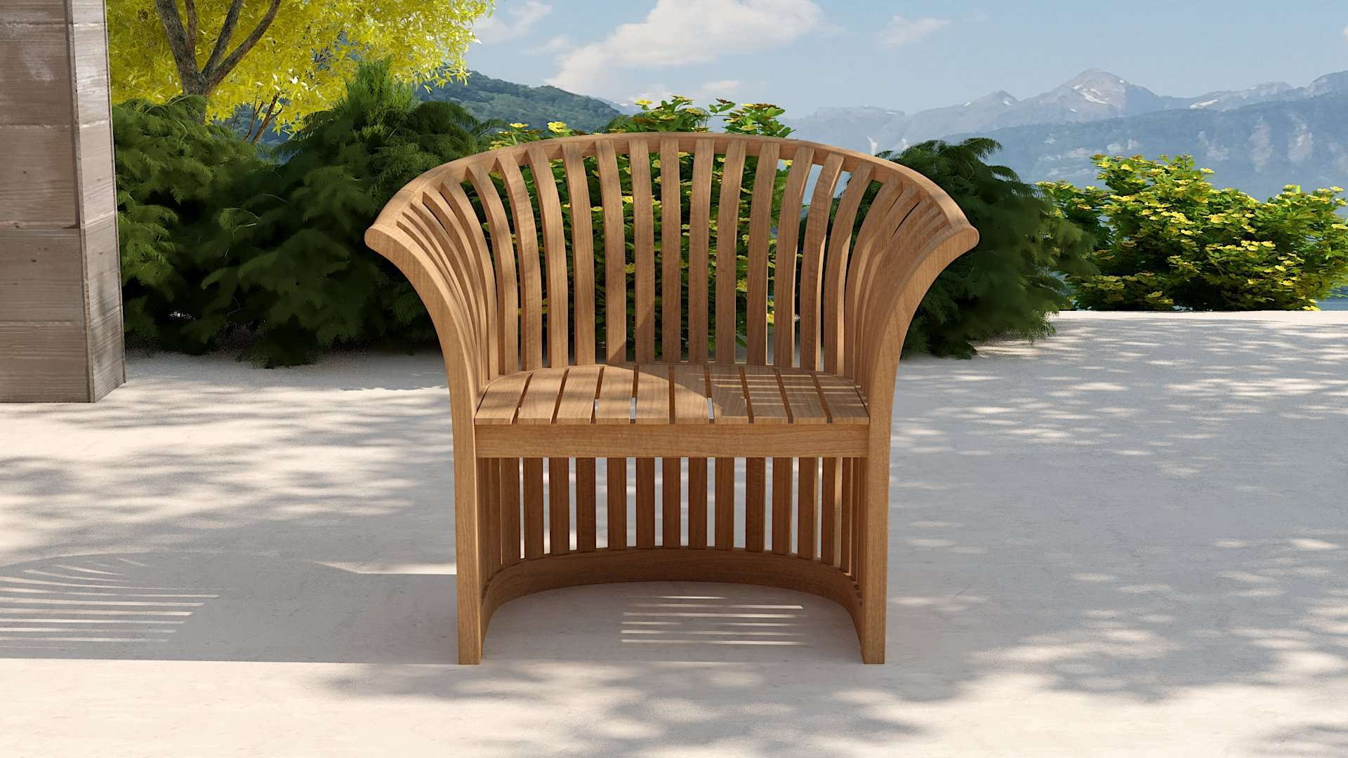 Conservatory Teak Chair  - Chic Teak® | Luxury Teak Furniture