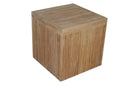 SALE - Mayfair Teak Stool 45cm