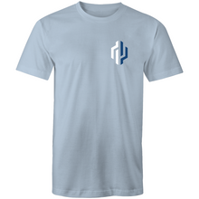 Blue Cactus - Mens T-Shirt