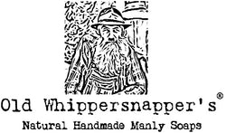 Old Whippersnapper's® Natural Handmade Manly Soaps
