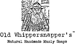 Old Whippersnapper's Natural Handmade Manly Soaps