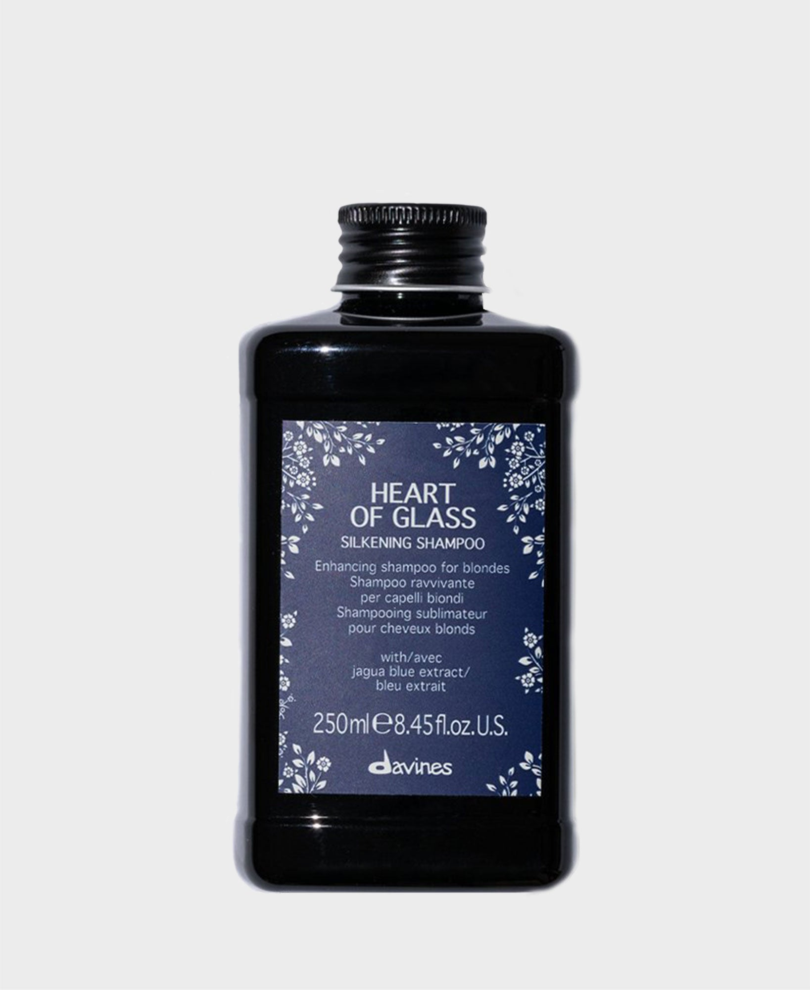 Heart of Glass Silkening Shampoo 250ml