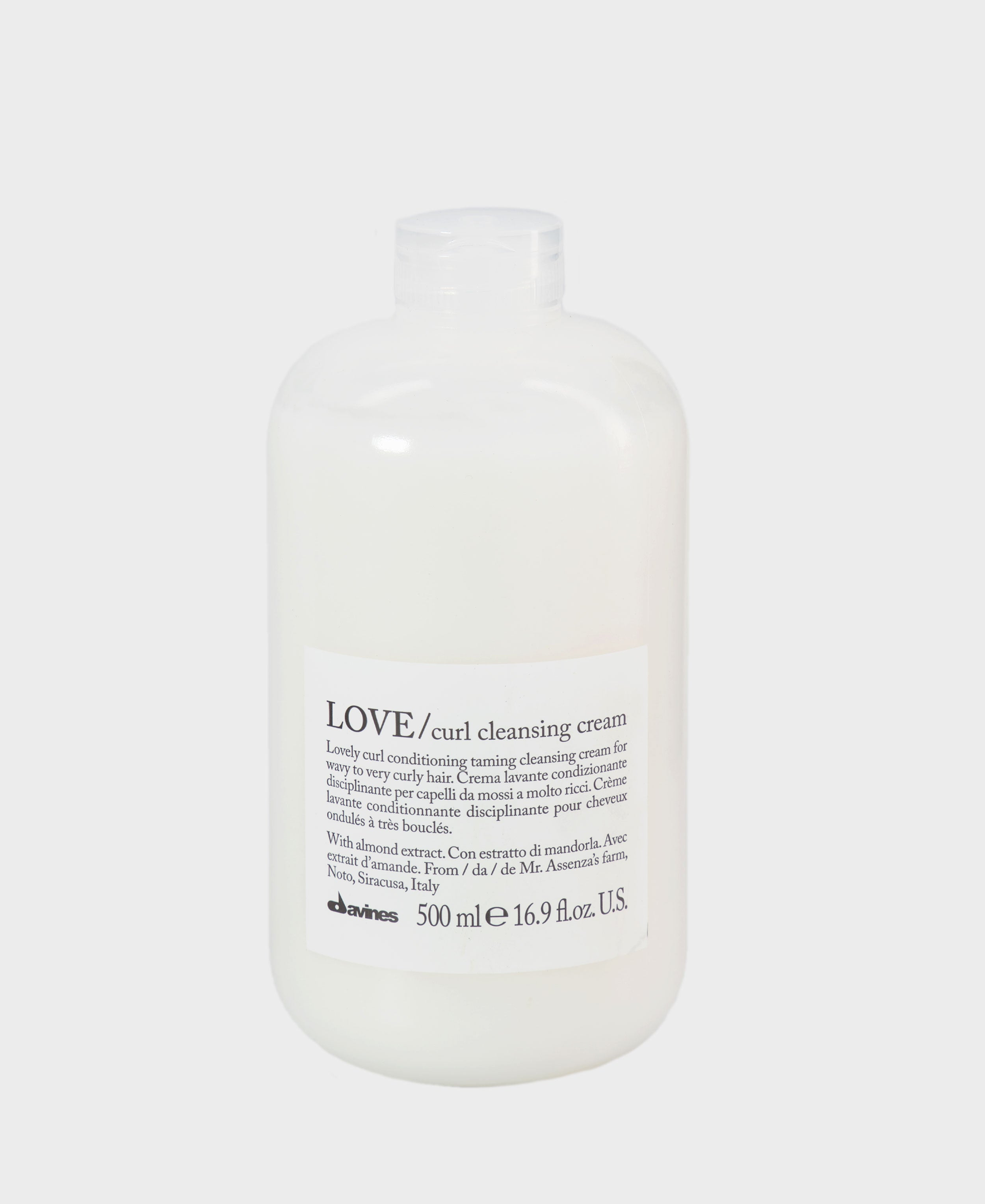 LOVE CURL CLEANSING CREAM